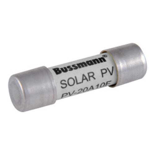 XZANTE 10 Piezas 1000 VDC Fusible Solar Fotovoltaico Explosi/ón-Prueba Fusible Plata 10A